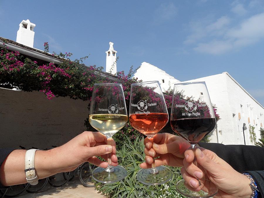Movimento Turismo Vino Puglia in vetrina a Milano - Corriere del Vino
